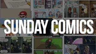 Illustration for article titled Sunday Comics: Pièce de Résistance