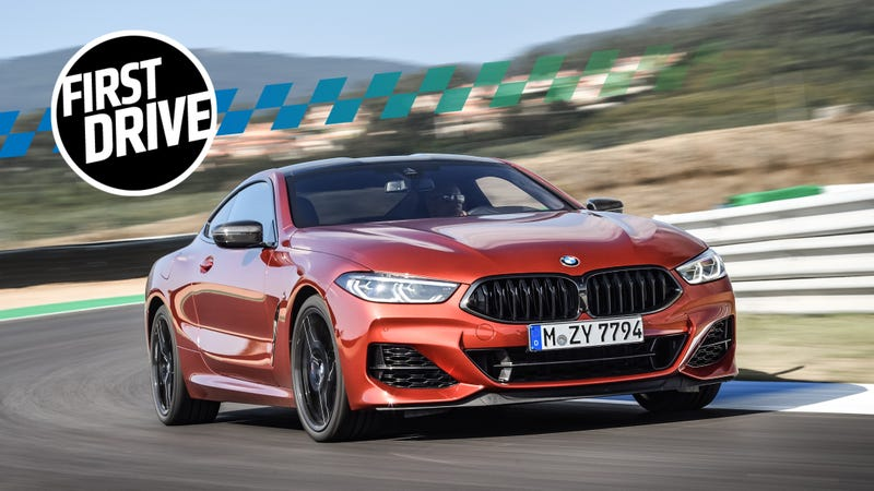 The 2019 BMW 8 Series Goes From Clark Kent To Superman