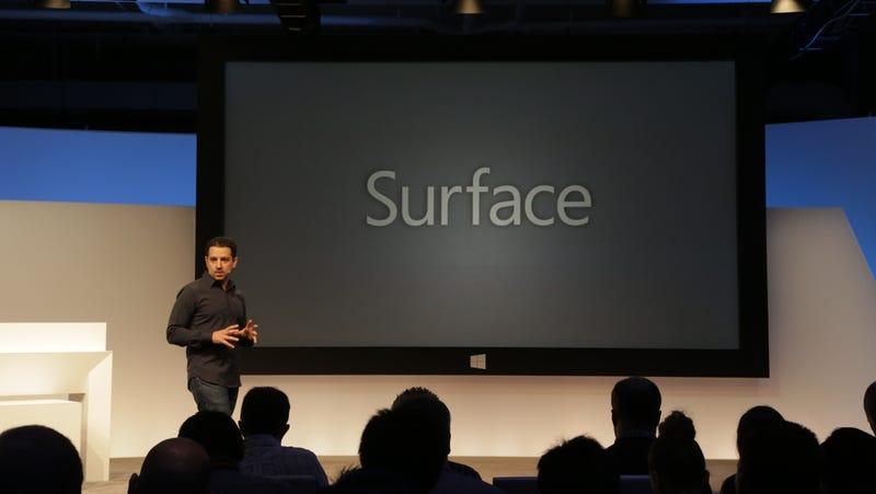 Illustration for article titled Surface 2 y Pro 2: los tablet de Microsoft se renuevan por dentro