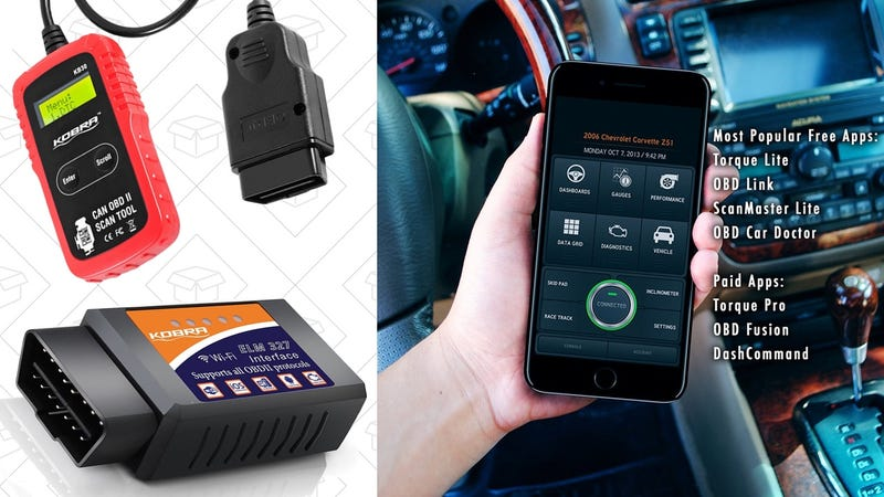 Kobra Wi-Fi OBD2 Scanner | $12 | Amazon | Promo code WS86992L Plus 20% clippable couponKobra Corded OBD2 Scanner | $13 | Amazon | Promo code ER2QNVZN