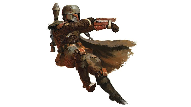 Illustration for article titled Don't Invade Russia, Boba Fett