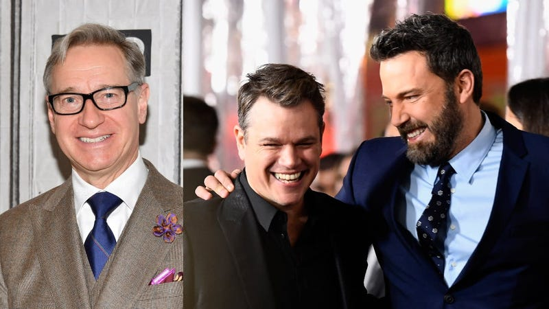 Illustration for article titled Paul Feig, Matt Damon, and Ben Affleck adopt inclusion riders, Netflix not so much