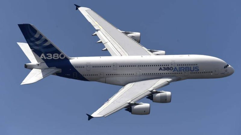 Such a burly airplane...