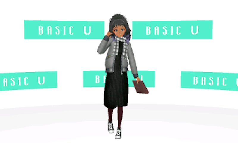 Illustration for article titled In Style Savvy, 'Basic' Is Actually Very Cute