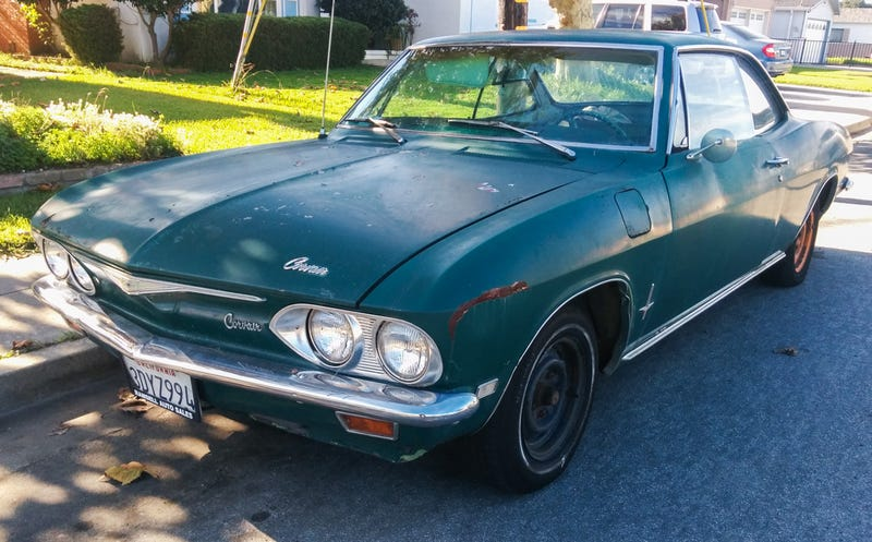 Illustration for article titled Seen In The Wild: Corvair