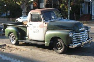 Illustration for article titled 1953 Chevrolet Pickup Truck