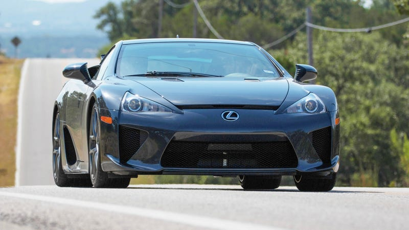 We Found 12 Of The Last New Lexus LFAs For Sale In America