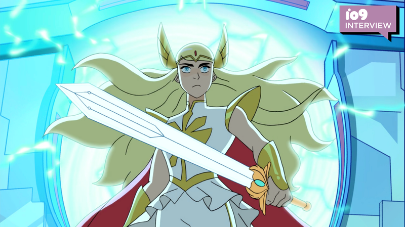 Noelle Stevenson She-Ra Interview: Season 3 Spoilers, Catra