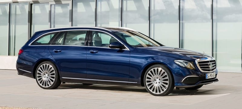 How Would You Configure Your 2018 Mercedes Benz E400 Wagon
