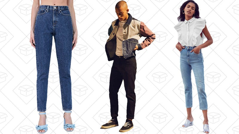 BOGO 50% off BDG denim