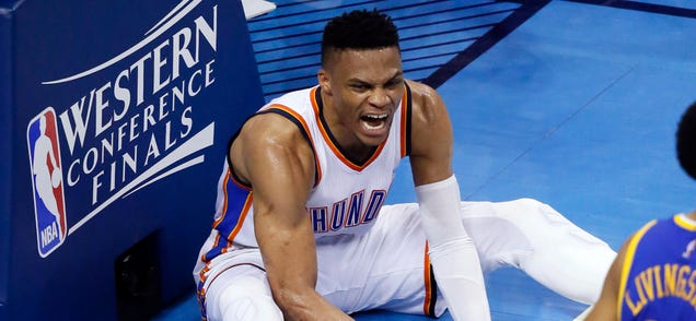 The Thunder Are Just Too Goddamn Much