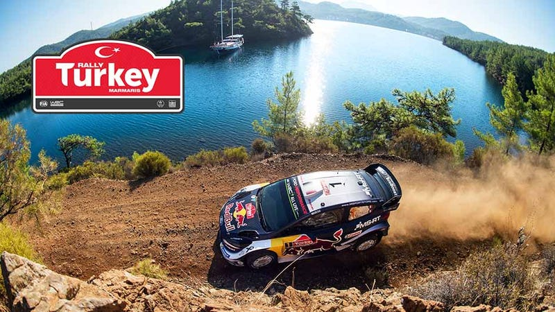 Illustration for article titled Fantasy WRC Preview: Turkish Delight