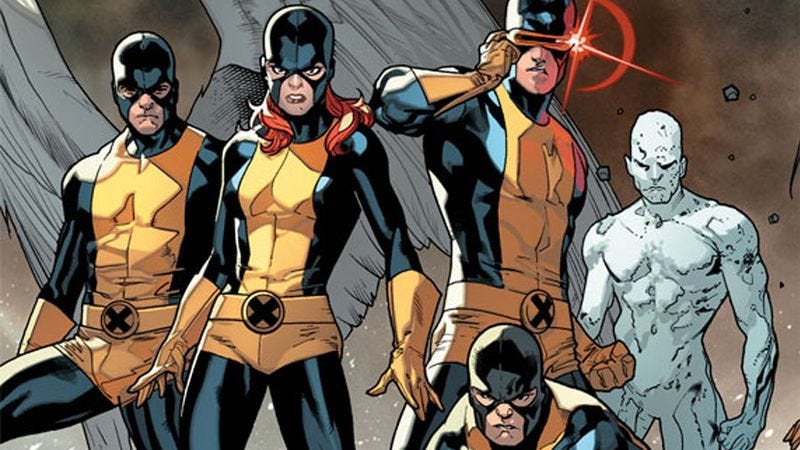 Illustration for article titled A slew of new Marvel titles highlight a roundup of recent comics