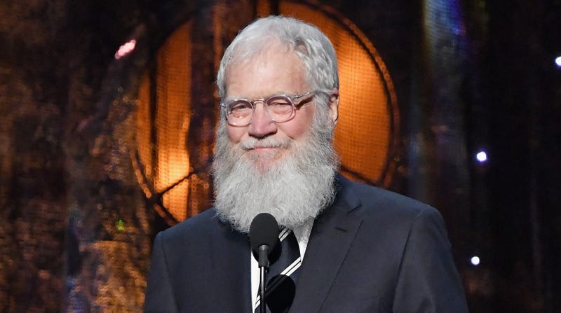 Illustration for article titled David Letterman and his great big beard are coming back to Netflix pretty soon