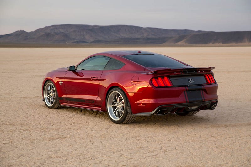 I Drove The 800 HP Shelby Super Snake And Survived Unfortunately