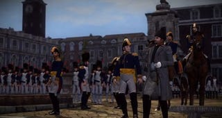 Illustration for article titled Napoleon: Total War Trailer Gives Us A History Lesson