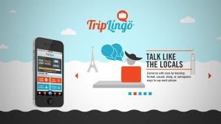 Illustration for article titled TripLingo Teaches You Foreign Language Phrases You'll Actually Need When Traveling