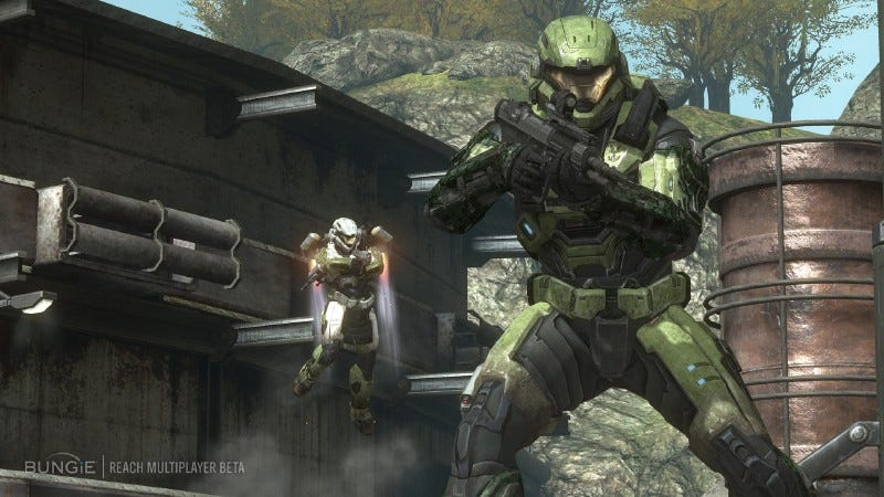 Illustration for article titled Halo: Reach Multiplayer Preview: A New Game, But Not Unfamiliar