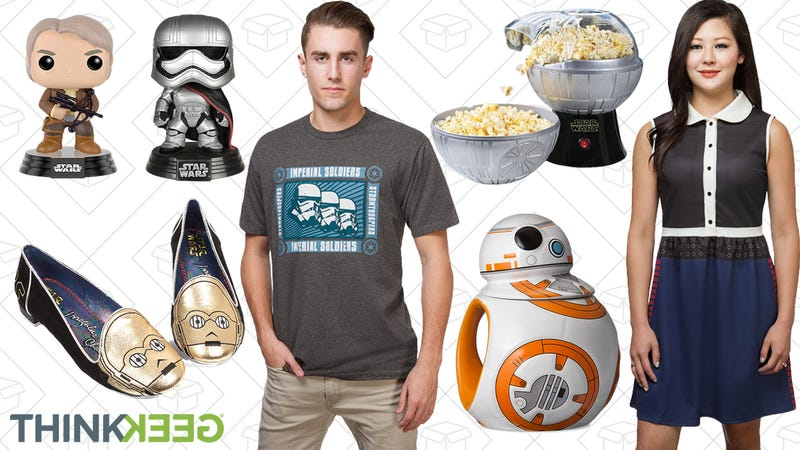 Up to 60% off Star Wars gear