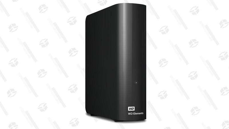 WD Elements 10TB External Hard Drive | $200 | Amazon
