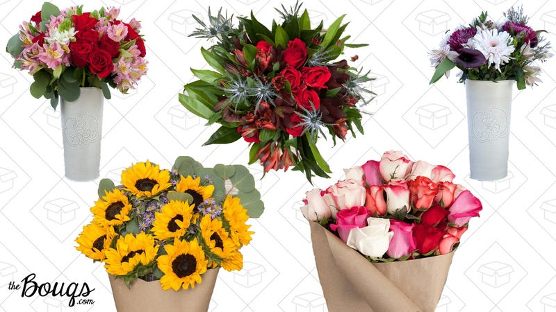 Deluxe Valentine's Day Bouquets, $40-50