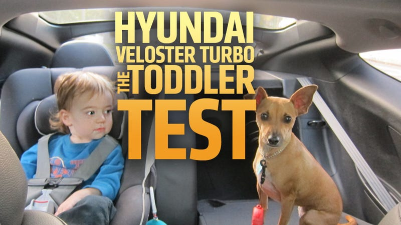 Illustration for article titled 2013 Hyundai Veloster Turbo: Will It Baby?