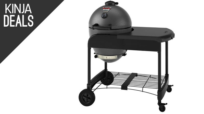 Illustration for article titled Can't Afford a Big Green Egg? This Alternative is 1/3 The Price.