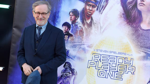 Does Ready Player One Director Steven Spielberg Know What The Heck A