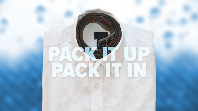 Illustration for article titled Use These Packing Hacks on Your Next Business Trip