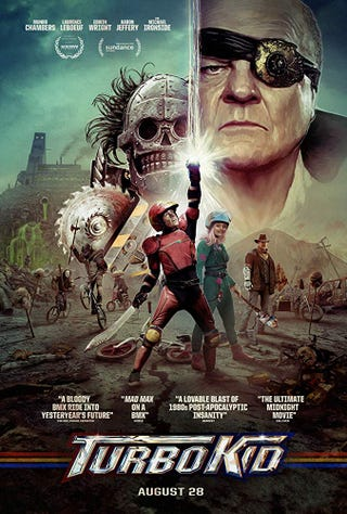 Illustration for article titled Turbo Kid (2015)