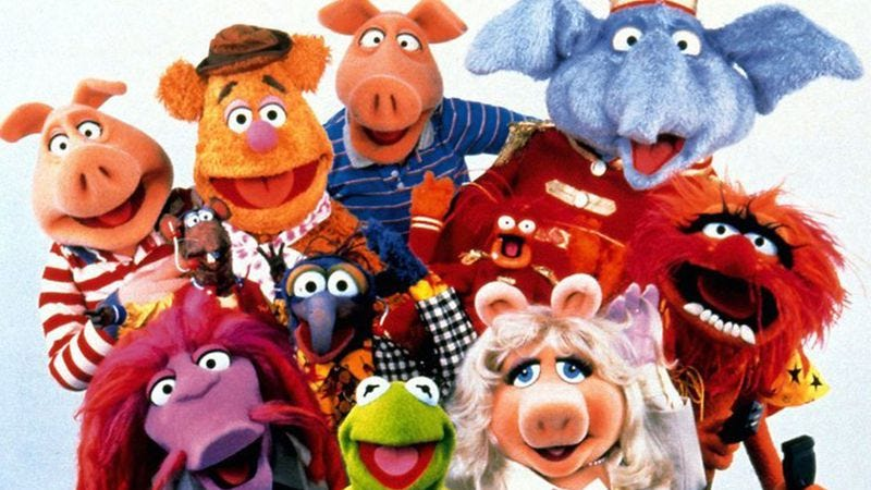Illustration for article titled Muppets Tonight gave Prince his first real chance to be funny