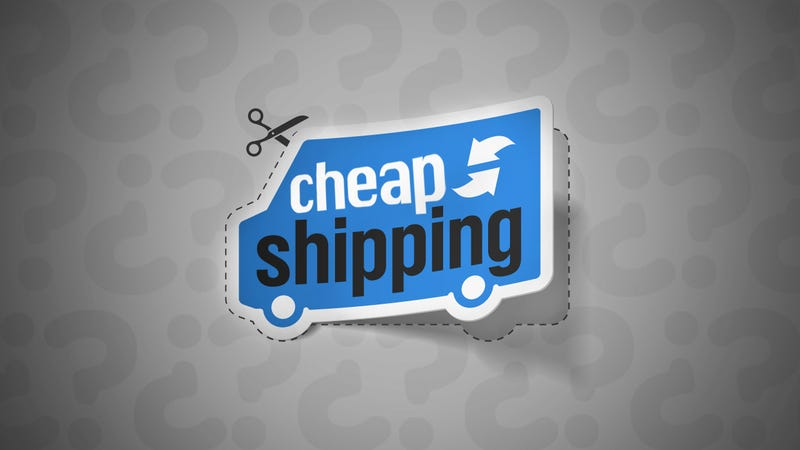 Illustration for article titled What's the Best Way to Save on Shipping When I Shop Online?