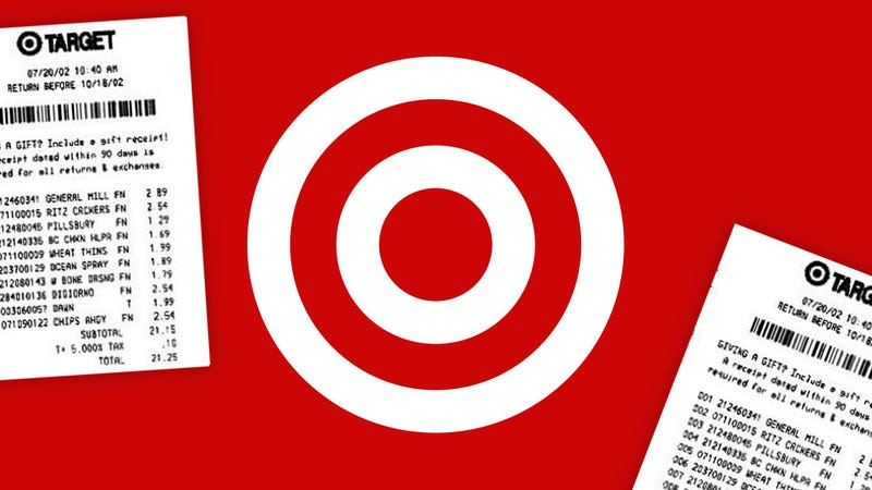 Illustration for article titled Get Free Store Credit from Target with a Strange Return Loophole