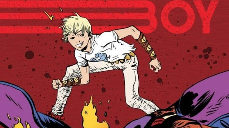 Illustration for article titled Paul Pope's stylish, effervescent Battling Boy is one of the year's best comics