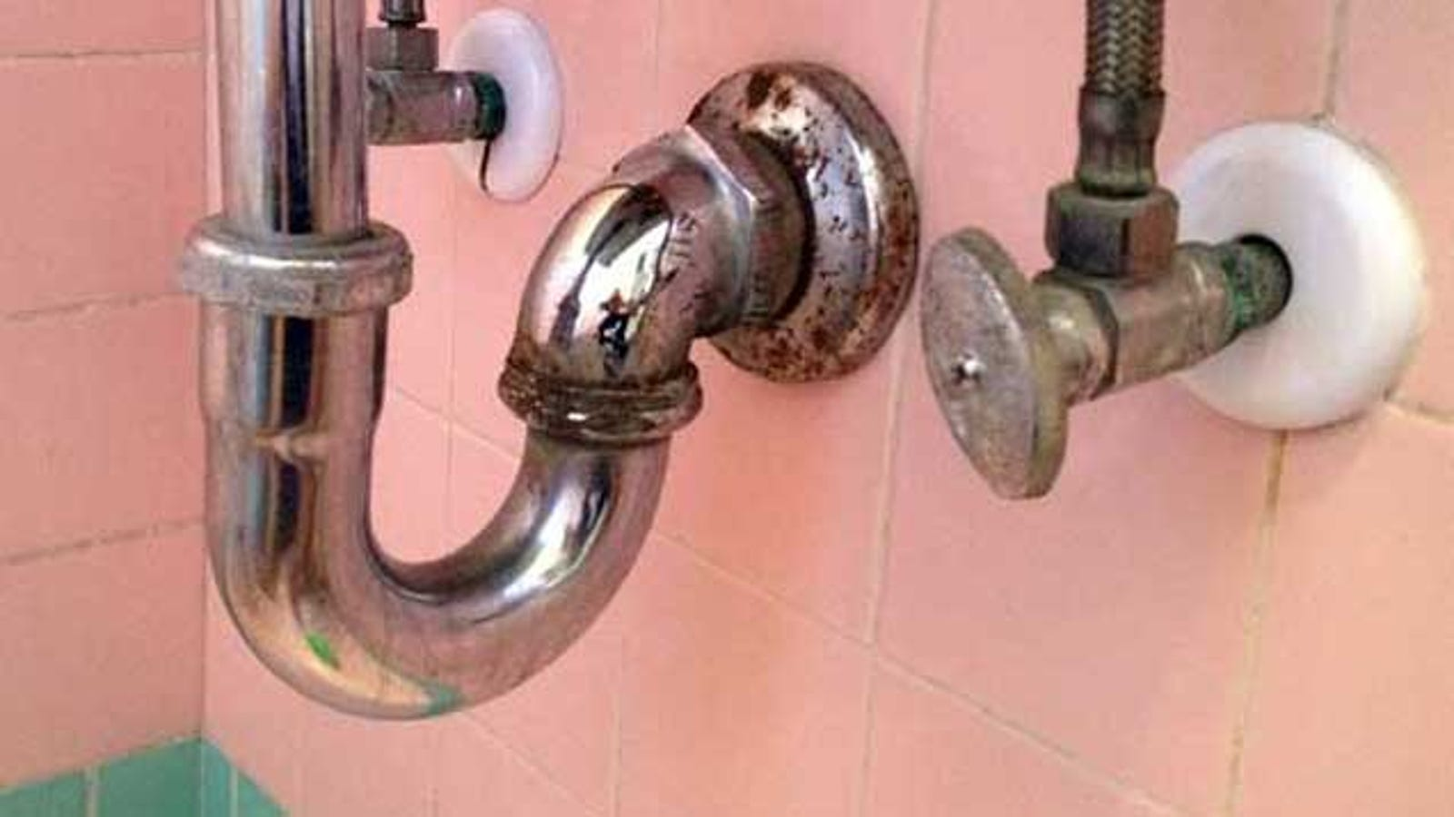 Change Sink Drain Pipe