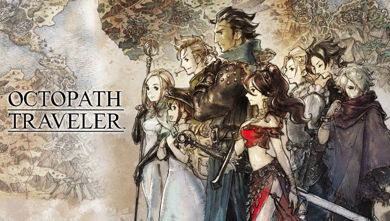 Illustration for article titled Nintendo Switch RPG Octopath Traveler Won't Have DLC Because It's 'A Finished Product'