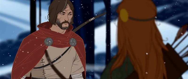 The Banner Saga Is Just Fine On Console