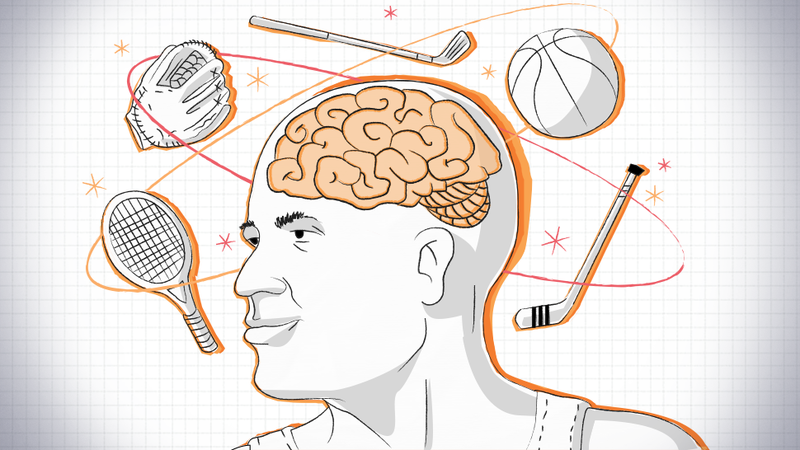 Illustration for article titled It's All In Your Head: Eight Steps To Achieving The Winning Mindset