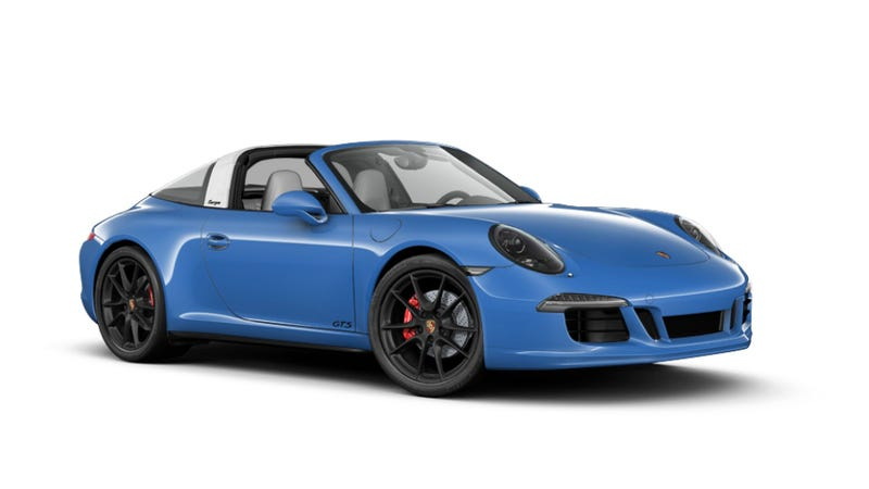 Illustration for article titled I think I just got the perfect Porsche for me