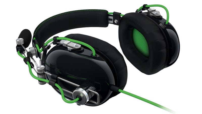Illustration for article titled This PC Gaming Headset Will Make You Feel Like a Helicopter Pilot. I Promise.