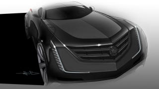 Illustration for article titled The Cadillac CT6 Will Weigh Less Than The CTS, Get Twin-Turbo V6