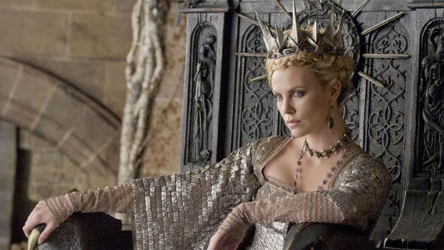 White Elk in Snow White And The Huntsman Snow White The Huntsman