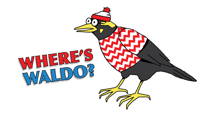 Illustration for article titled Where's Waldo