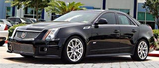 Illustration for article titled Why Buy A Honda Accord When You Can Get This Cadillac CTS-V For Less?