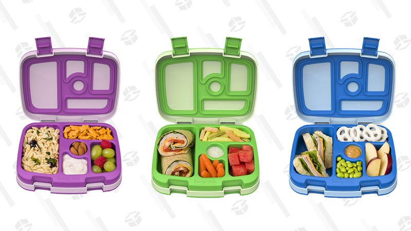 Bentgo Kids Lunch Box | $26 | Amazon | Clip the $2 off coupon