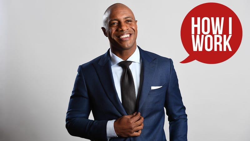 Illustration for article titled I'm ESPN's Jay Williams, and This Is How I Work