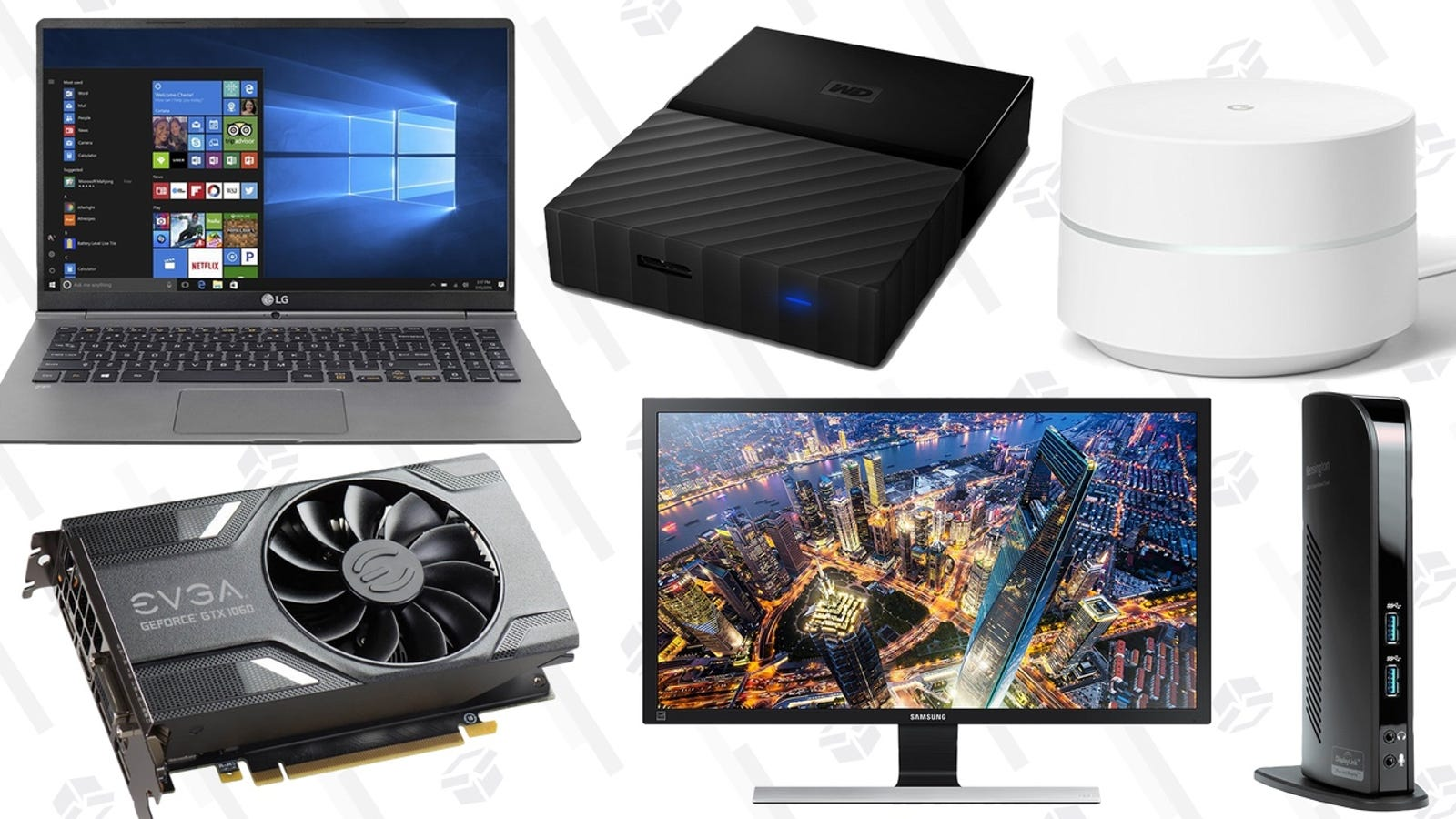 Our Readers' Favorite Router, a 4K Monitor, and More Highlights From Amazon's Prime Day PC Sale