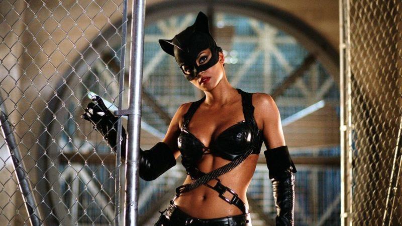 Catwoman. Imagen: Warner Bros