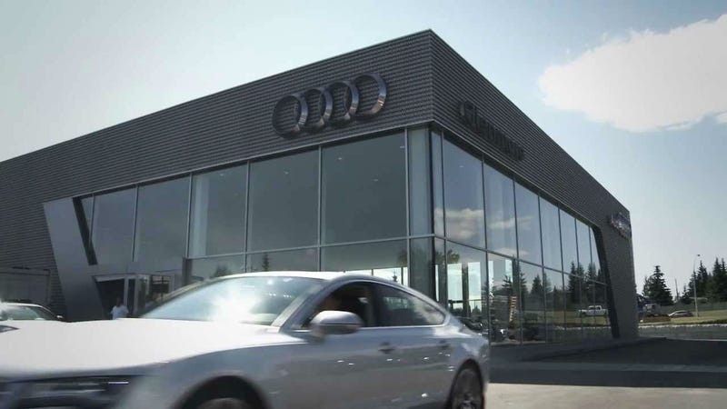 Illustration for article titled Audi Owner Furious After Mechanic Took His Car Home For The Weekend