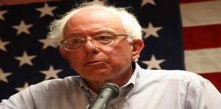 Sen. Bernie Sanders is hesitating on endorsing President Obama. (Google)